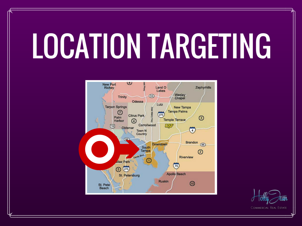 location targeting