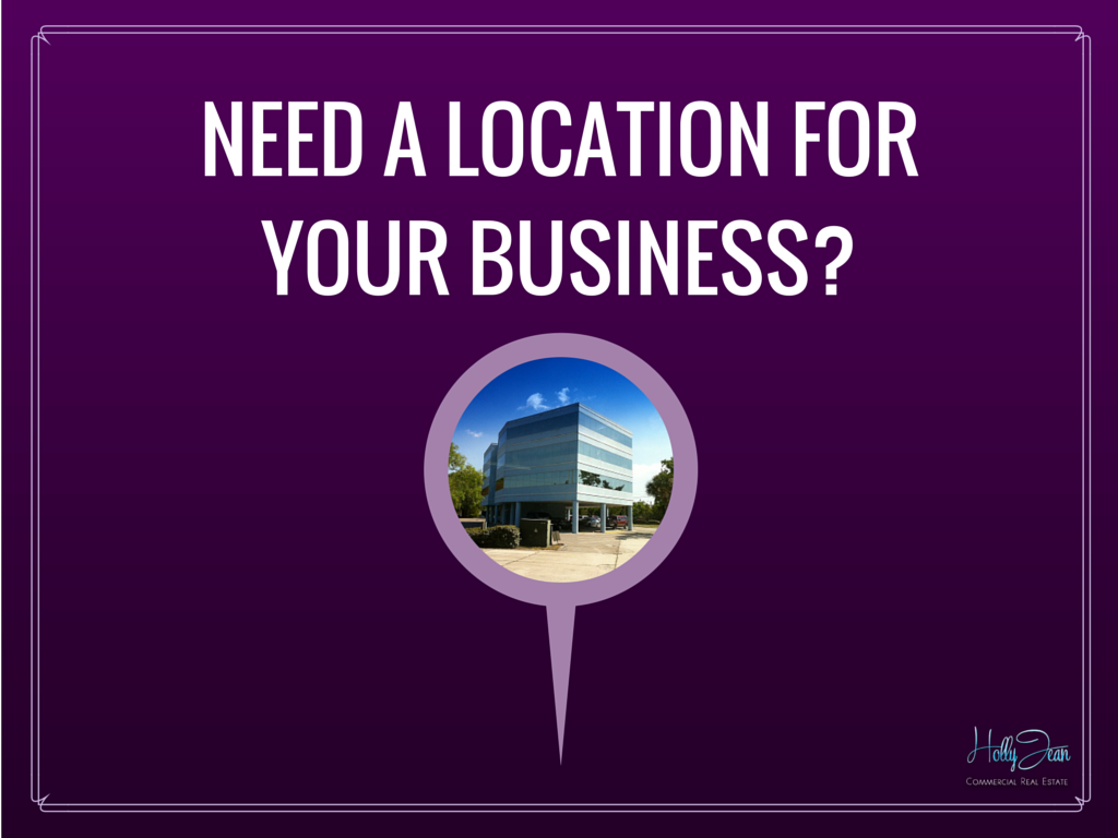 Need a location for your business?