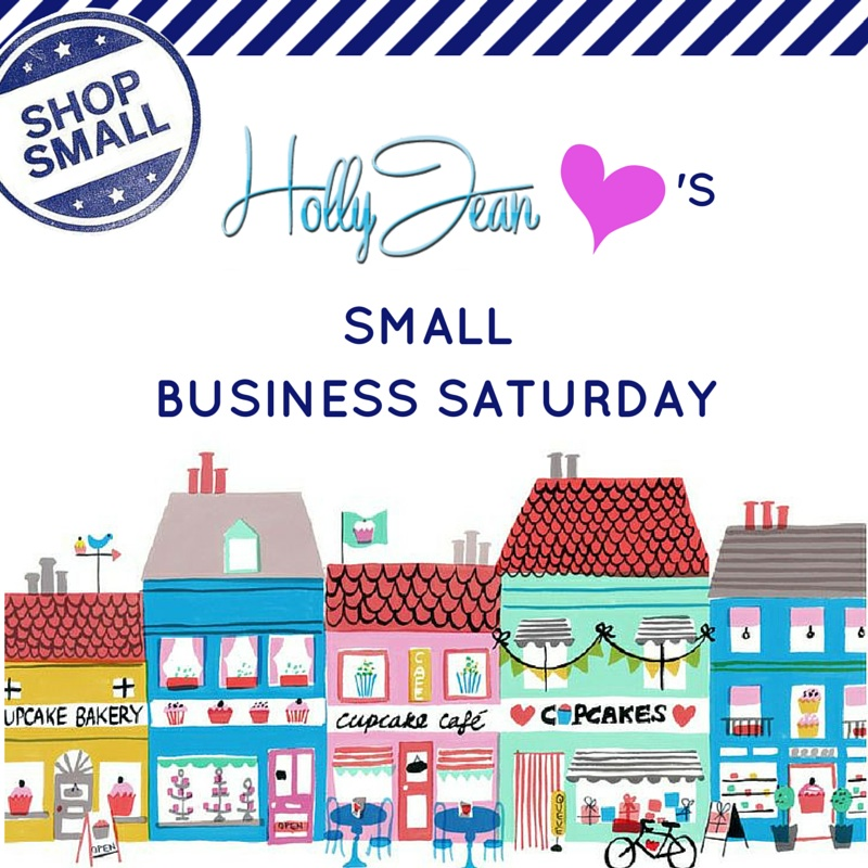 Love supporting local biz with Small Business Saturday